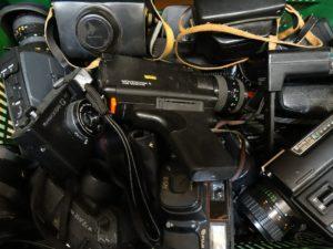 Fotoapparate - Gerümpel