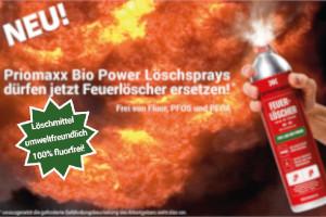 Priomaxx - Bio Power - Feuerlöscherspray