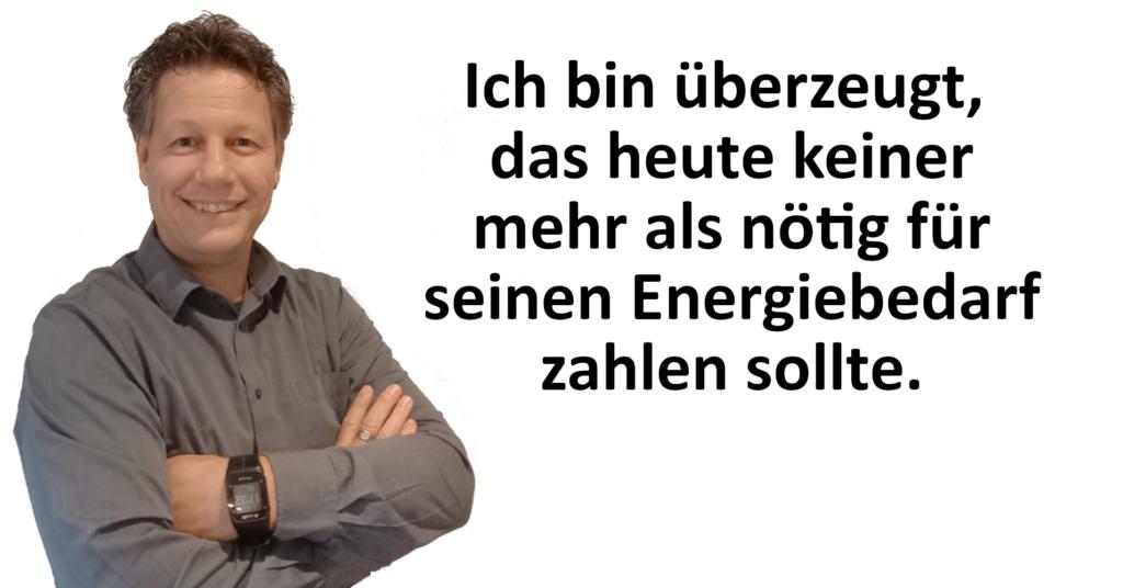 Zahlen Sie nicht zu viel für Strom und Gas - Nutzen Sie mein Energie-Kosten-Management