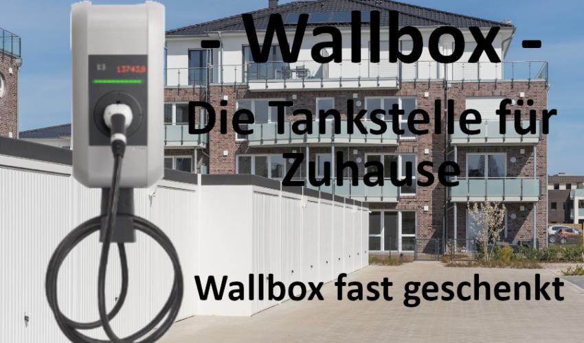 Sinus e Pi - Wallbox fast geschenkt