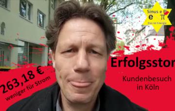 Erfolgsstory - 263,18 Euro - Köln - 1200x625