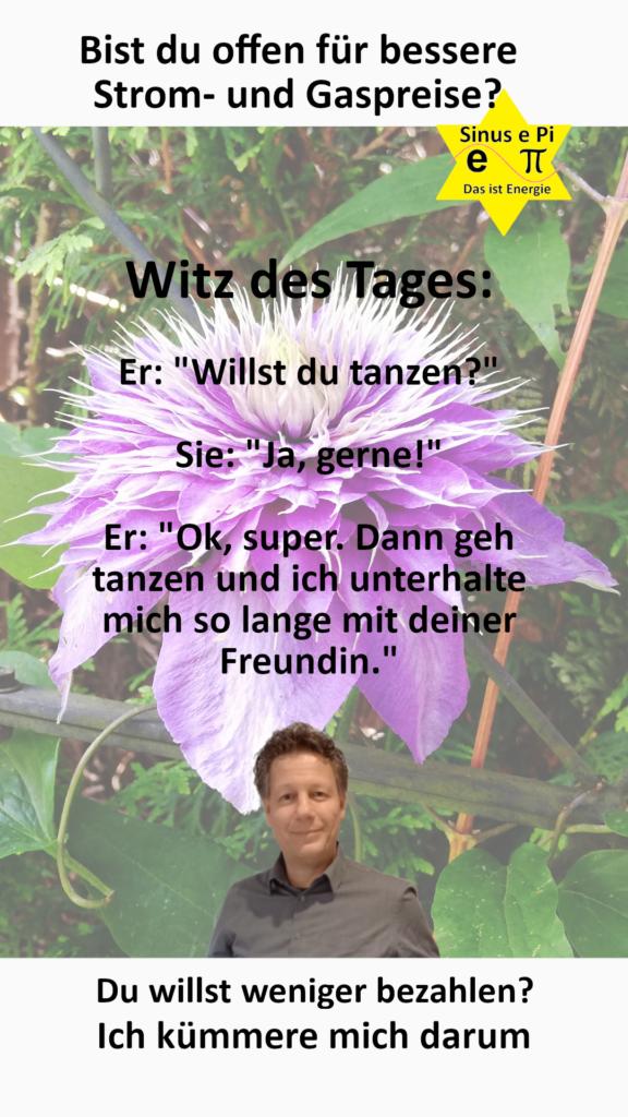 Sinus e Pi - Witz - 33.0